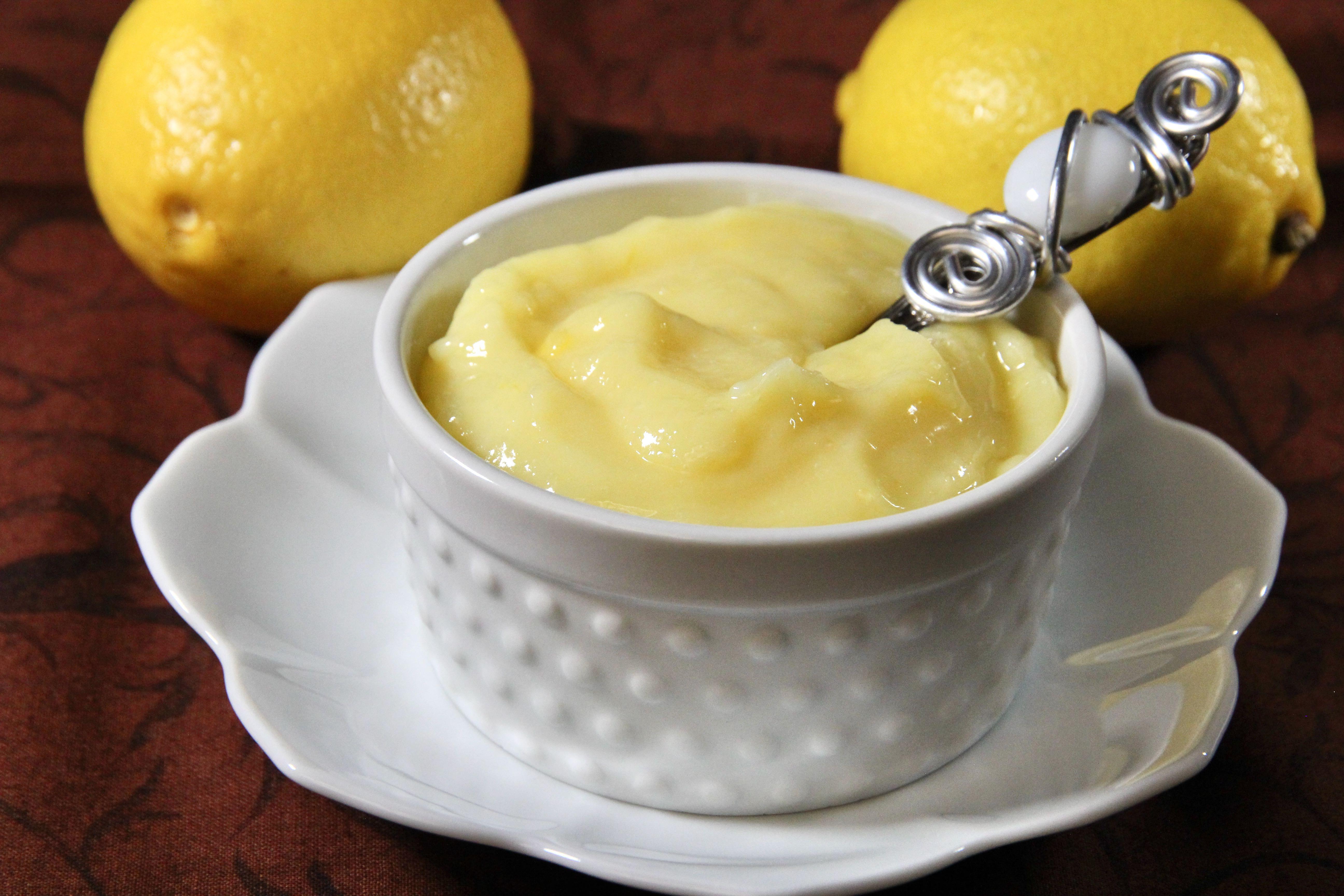 Chef John's Lighter Lemon Curd lutzflcat