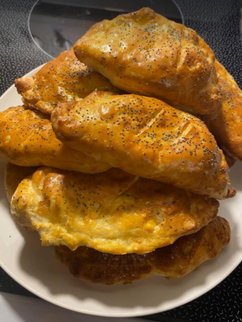 Ham 'n Swiss Biscuits Stacey Salzer-Richardson