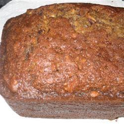 Date Nut Loaf Cake Billie