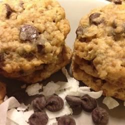 Oatmeal Chocolate Coconut Chewy Jenn Harmon Jones