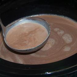 'The Polar Express' Creamy Hot Chocolate KeshaS