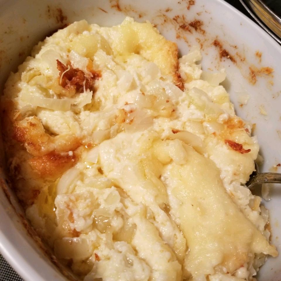 Vidalia Sweet Onion Dip Erin Kramb