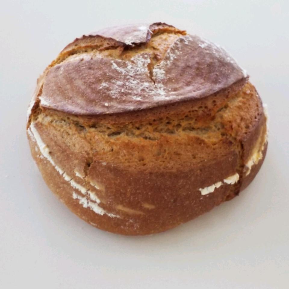 German Rye Bread Drs