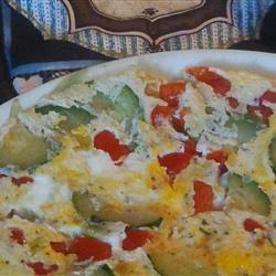 Zucchini Oven Frittata jadedgurl
