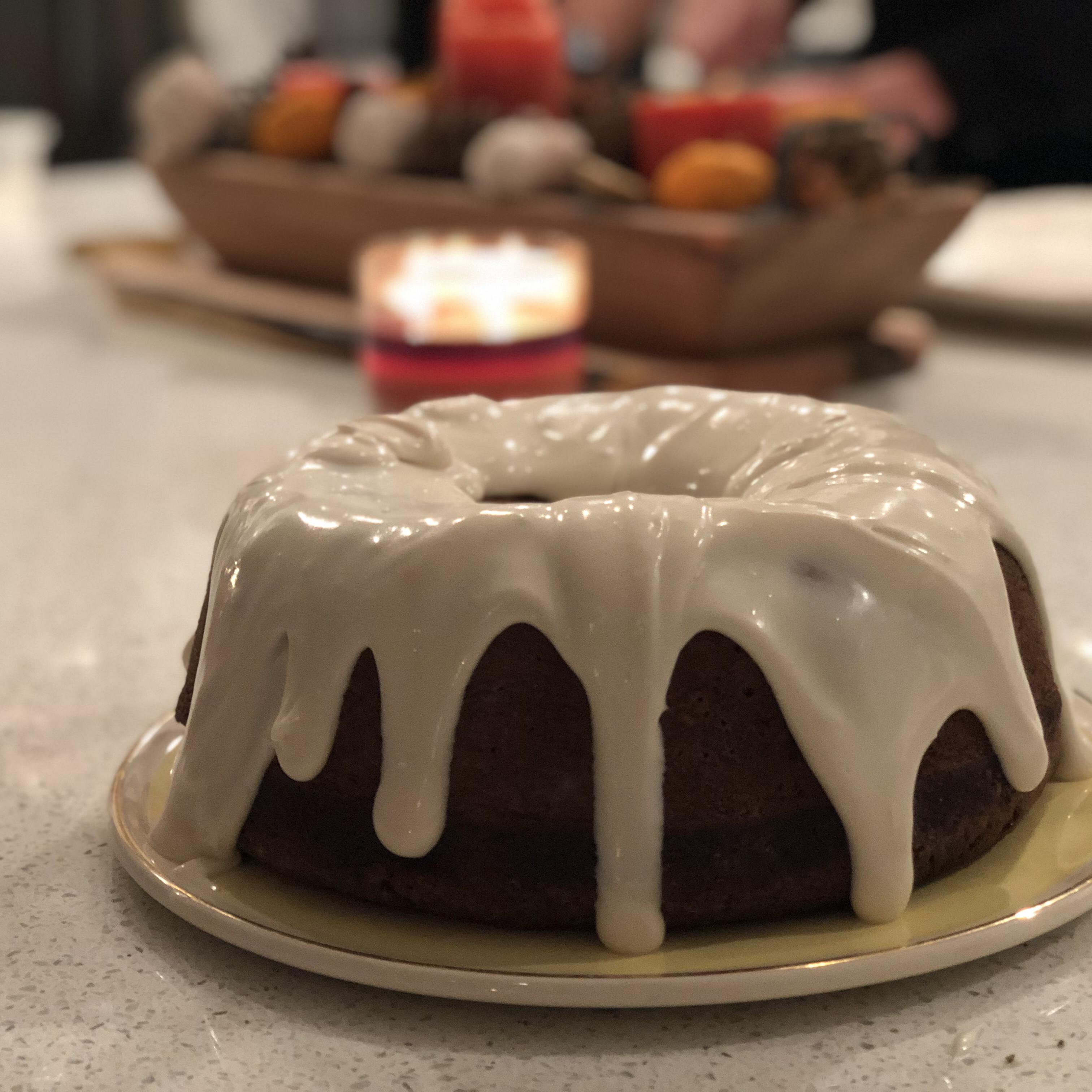 Zucchini Cake I Nikki Brunelle