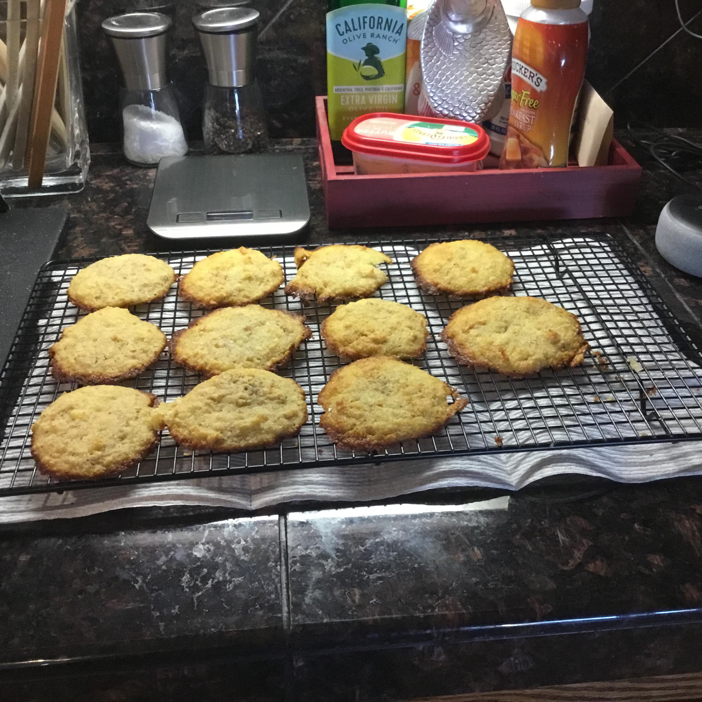 Keto Coconut Cookies VeryVirg