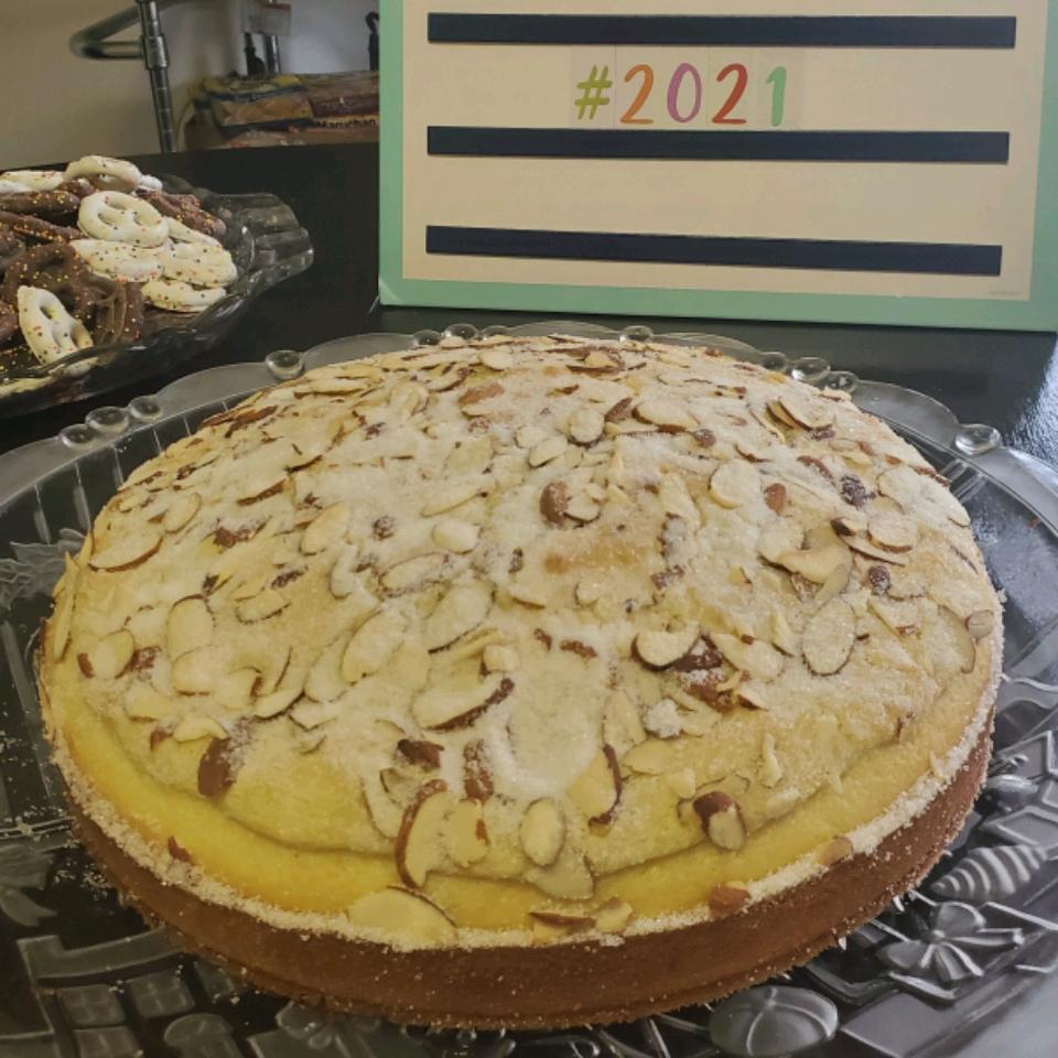 Vaselopita - Greek New Years Cake Cece