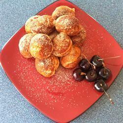 Dansk Aebleskiver (Danish Doughnuts) Jessica Rondeau