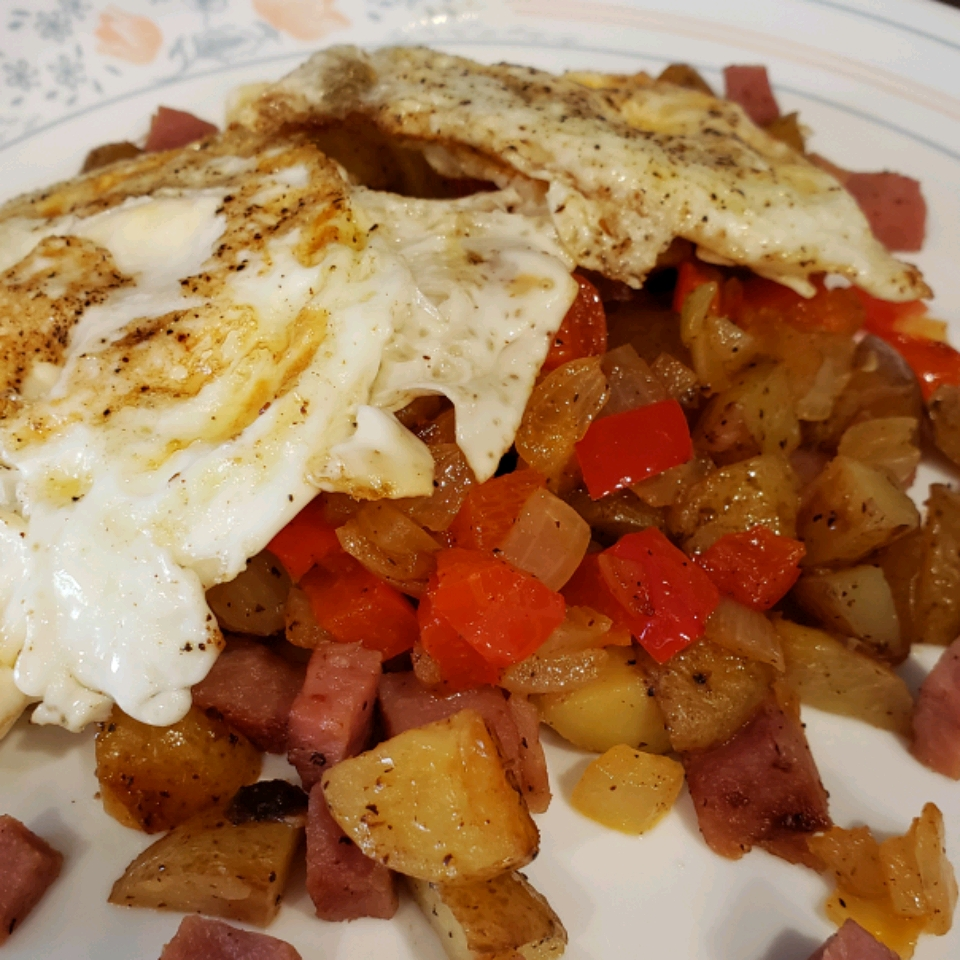 Hearty Potato Skillet Tina Janzen