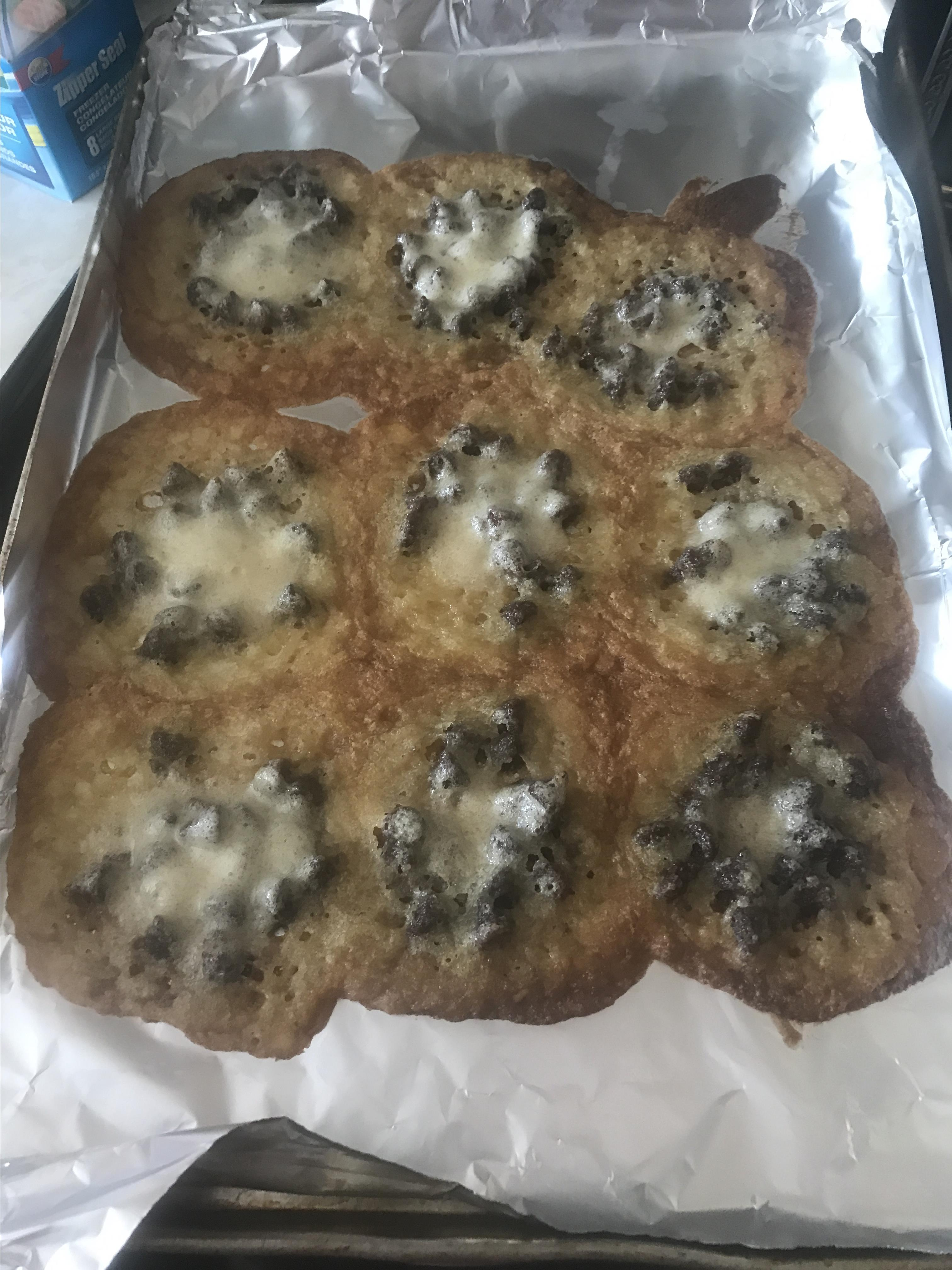 The Best Chocolate Chip Cookies Ever Olga Bryden