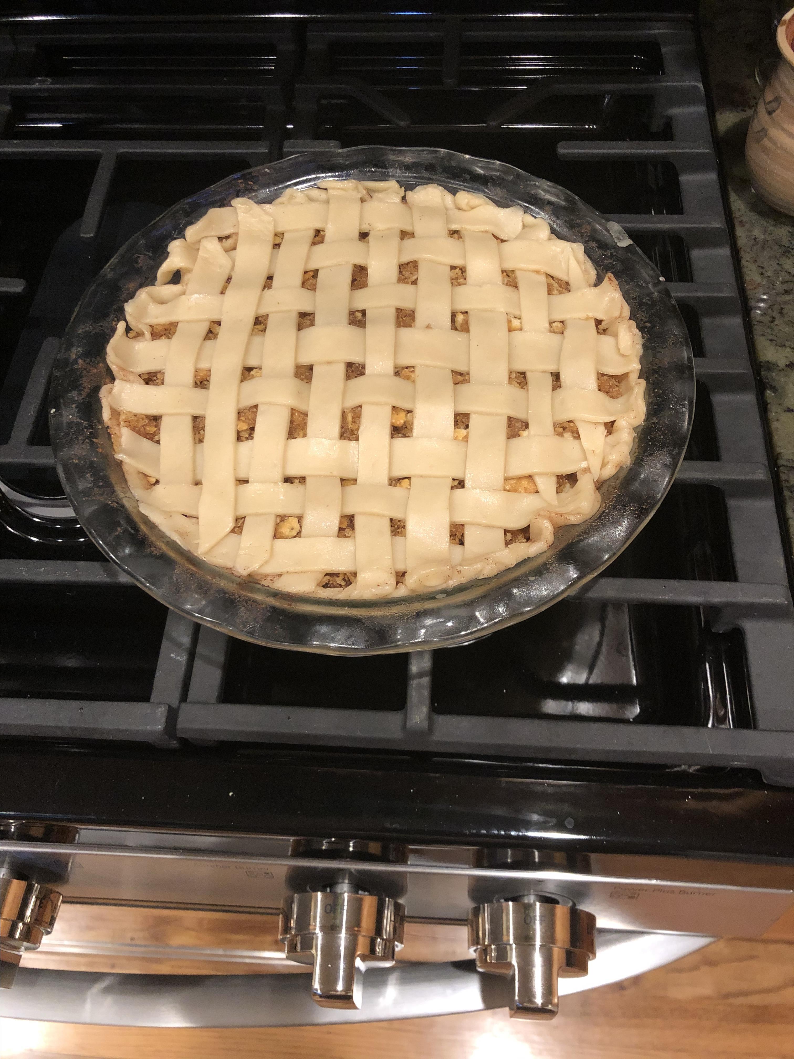 Mock Apple Pie Joanne Caudill