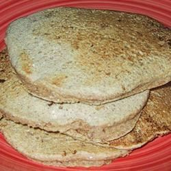 Easy Vegan Whole Grain Pancakes