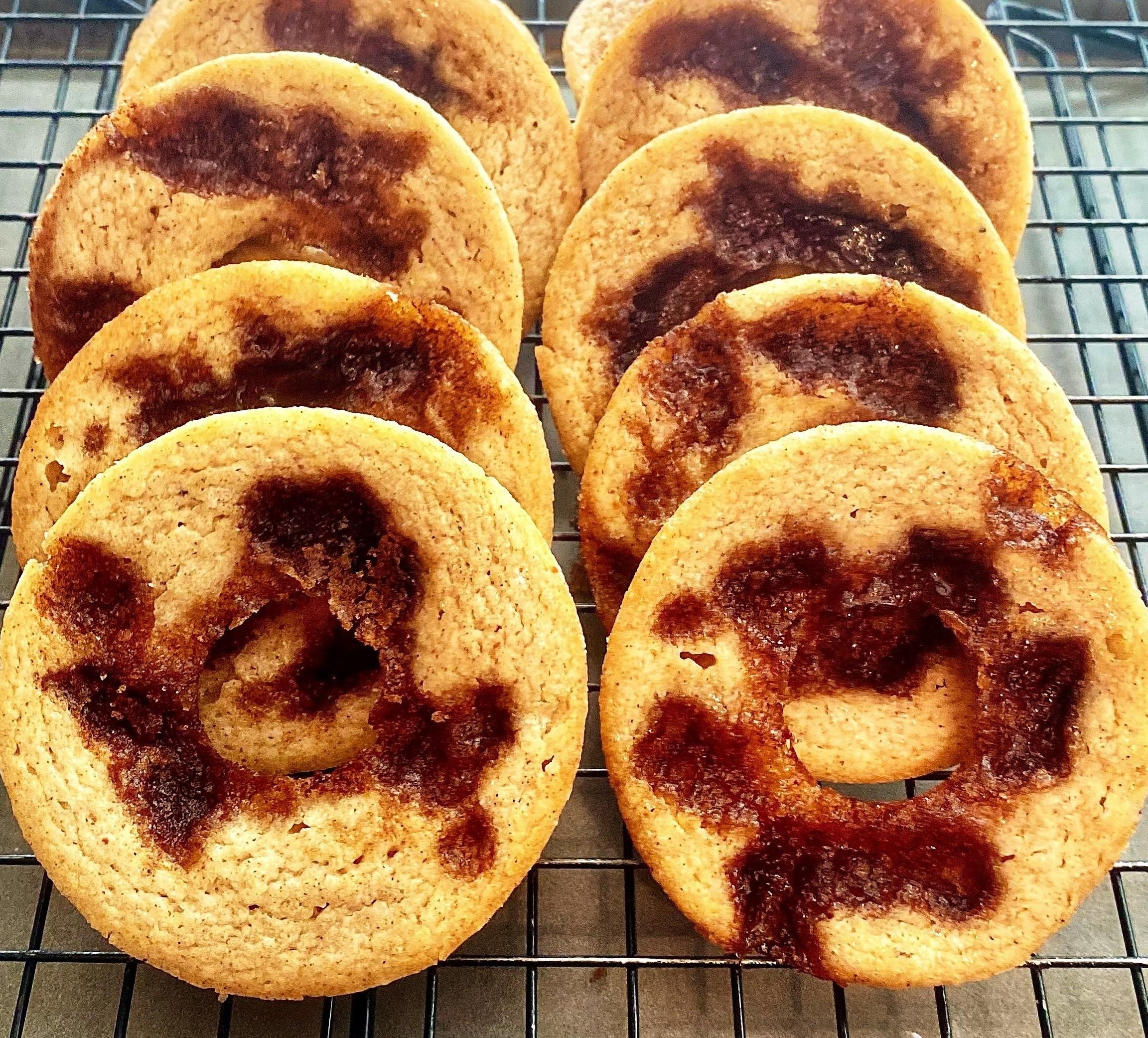 Healthier Cinnamon Spice Donuts