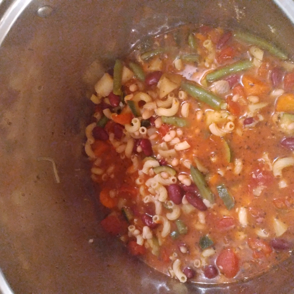 Pistou Soup