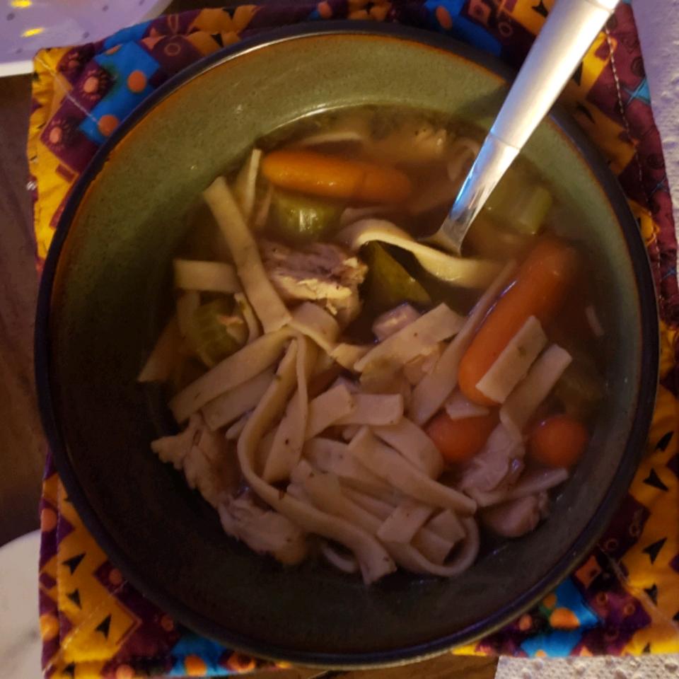Chicken Noodle Soup Danielle Stone