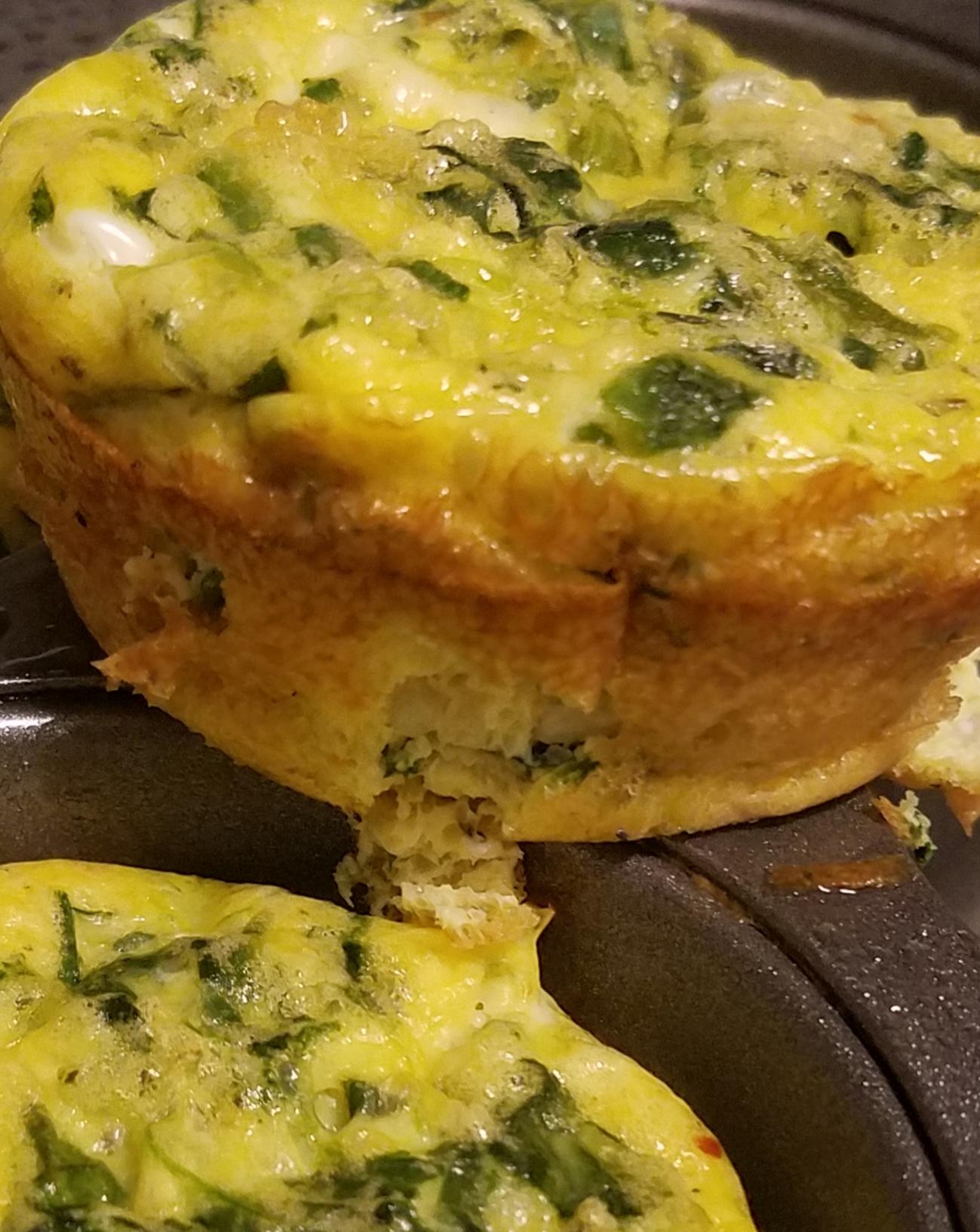 Easy Breakfast Egg Muffins Debora Leen