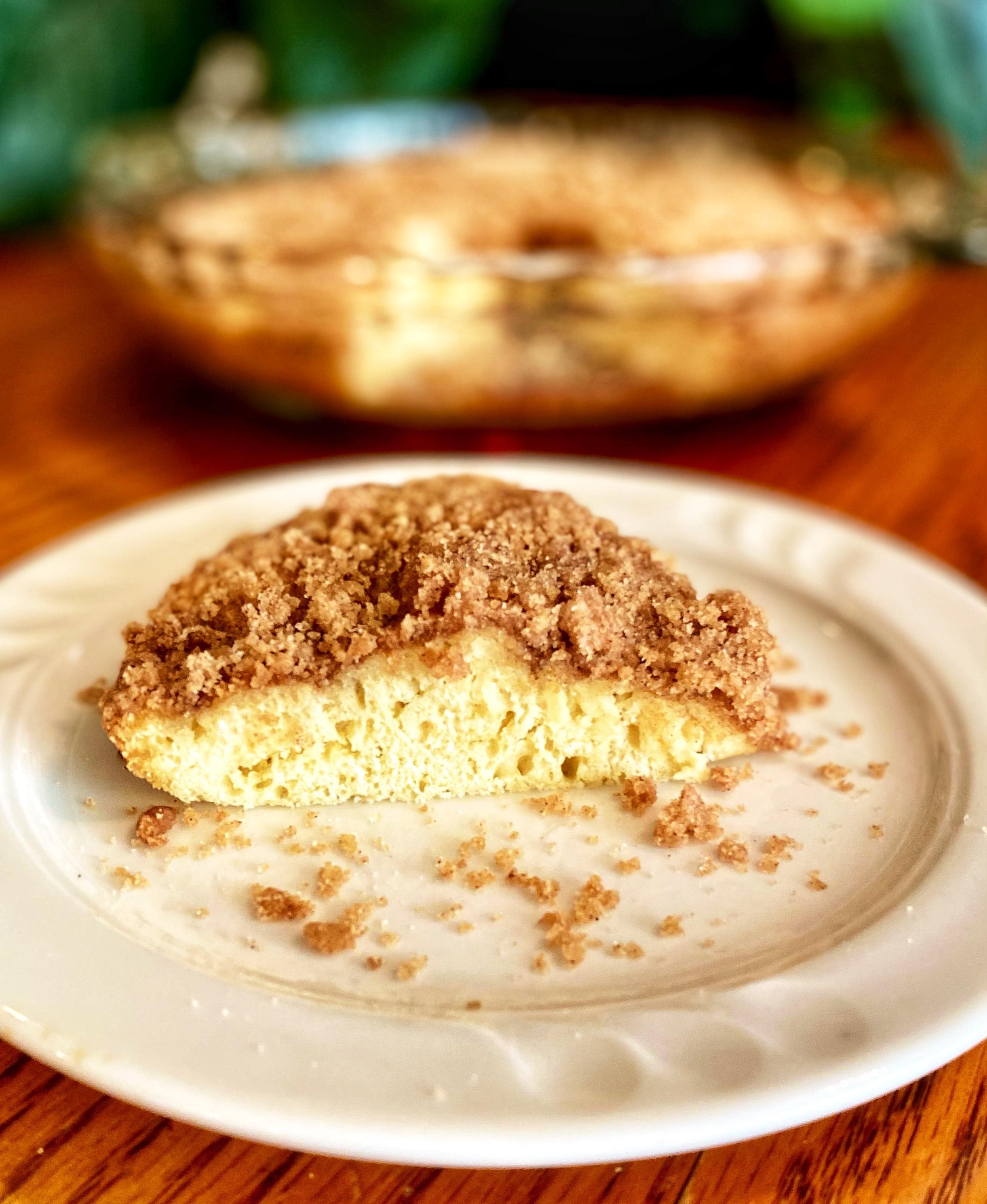 Bisquick® Coffee Cake