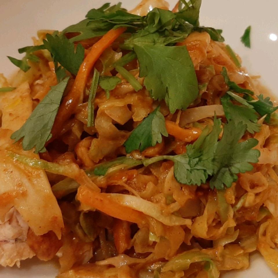 Pad Thai Quinoa Bowl Chris