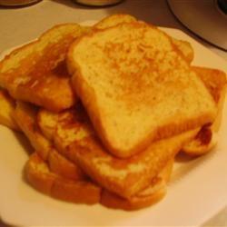 Eggnog French Toast
