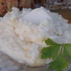 Jen's Creamy Garlic Mashed Potatoes