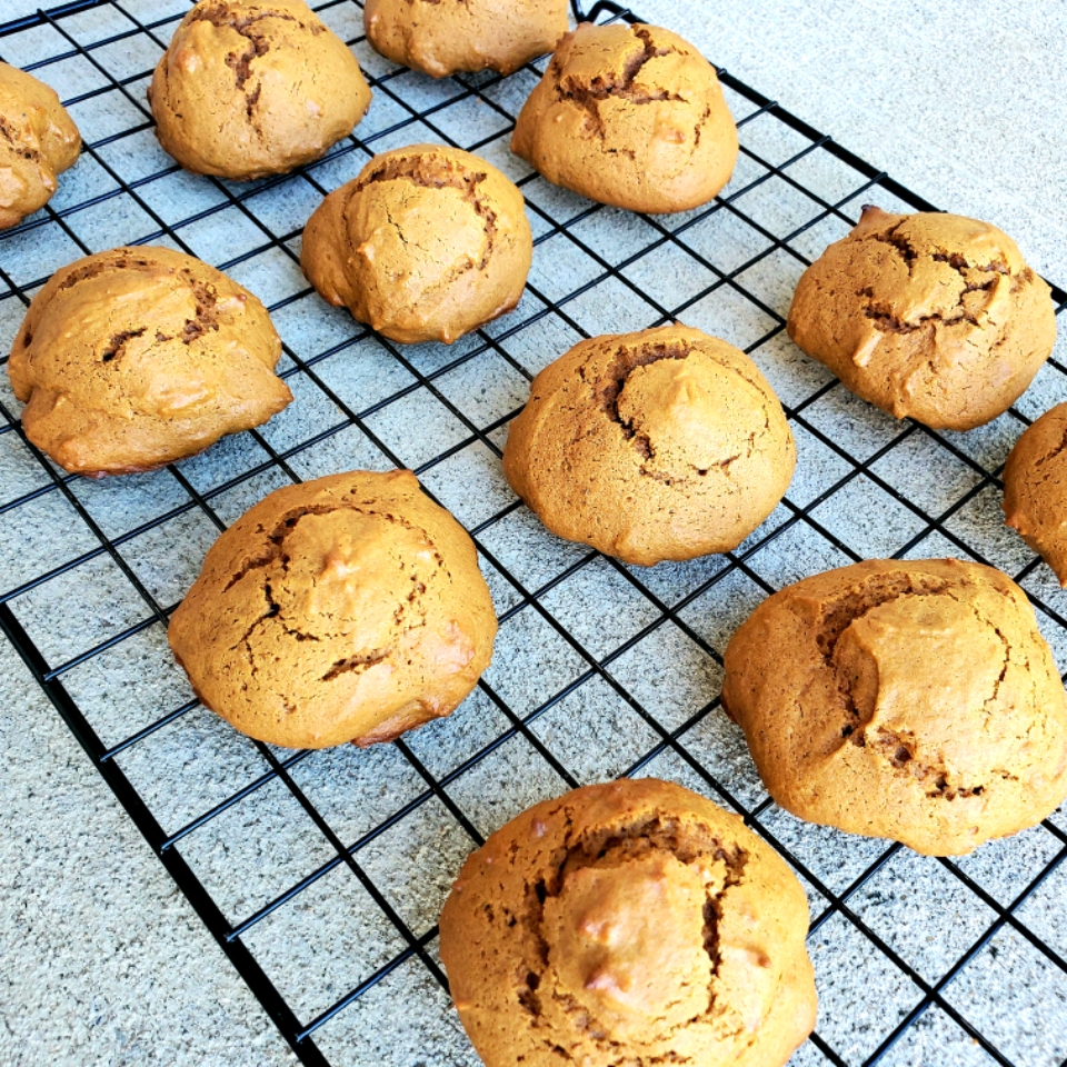 Ginger Cream Cookies