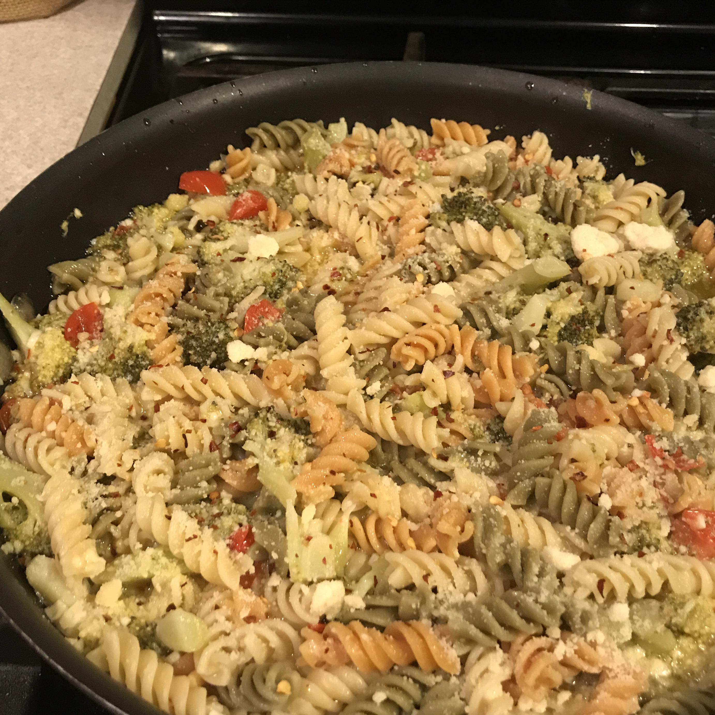 Rotini with Broccoli dcicchetto