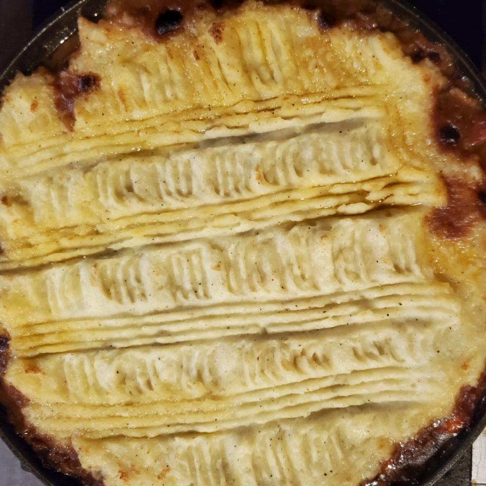 Sophie's Shepherds Pie Beth WS