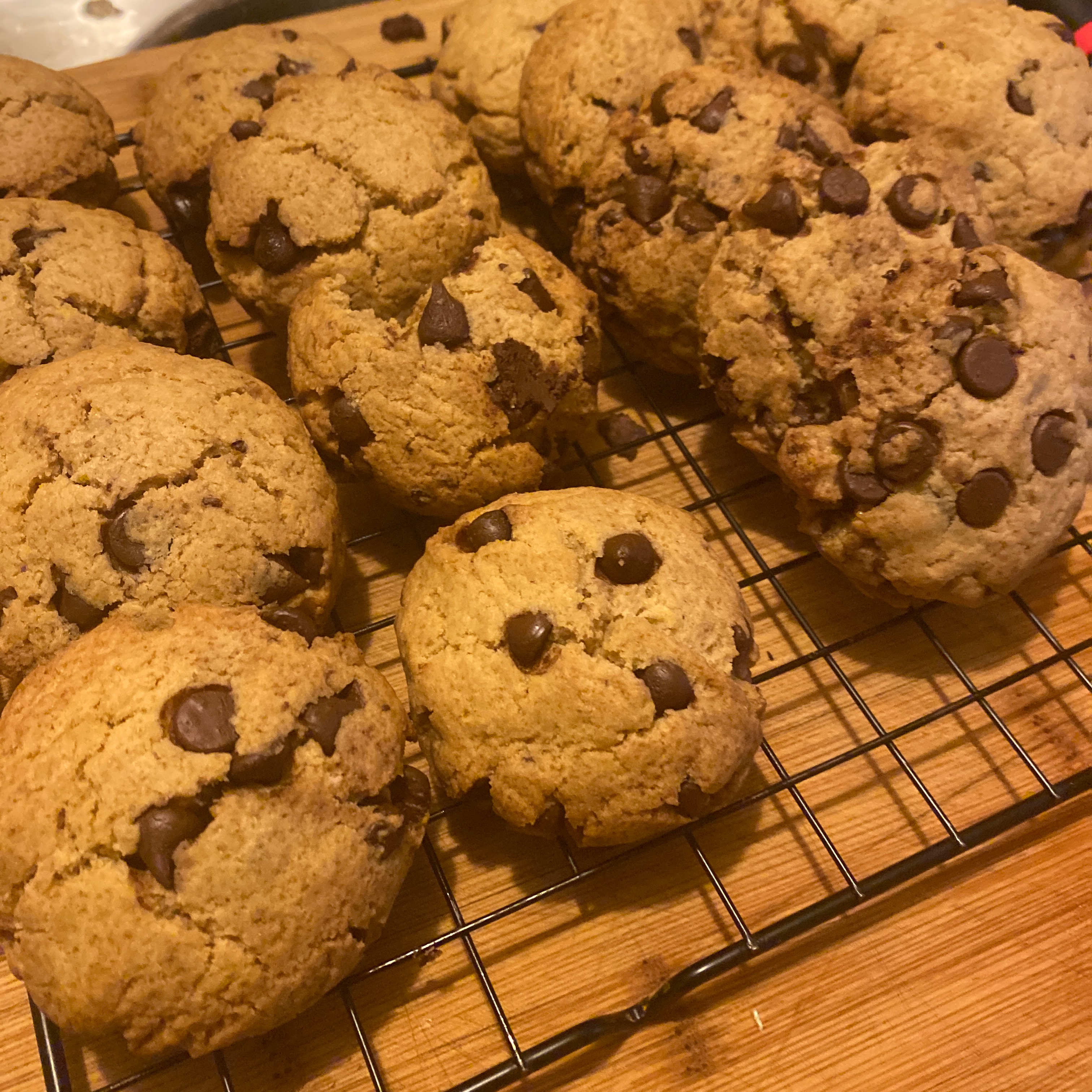 Soft Chocolate Chip Cookies I Larry McKinney