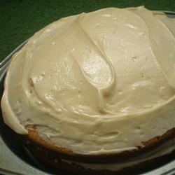 Orange Cream Frosting MISSMOON