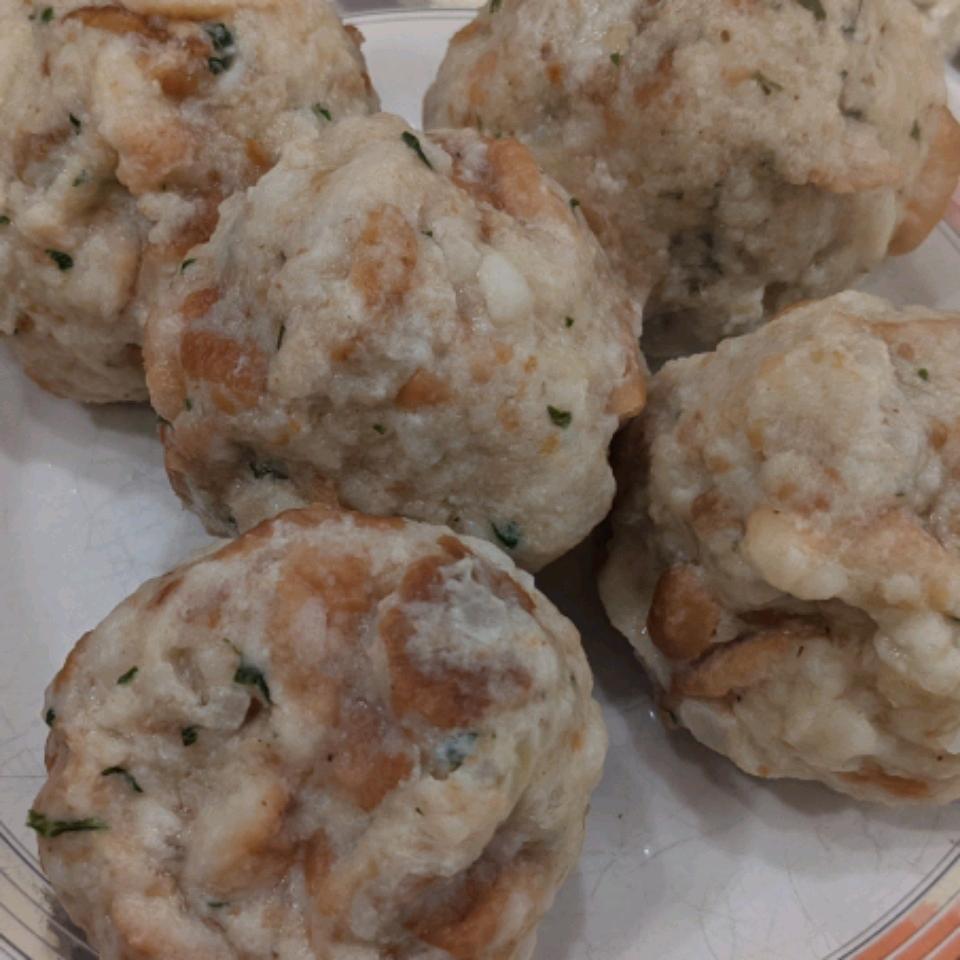 Semmelknoedel (Bread Dumplings) Tim Kemperle