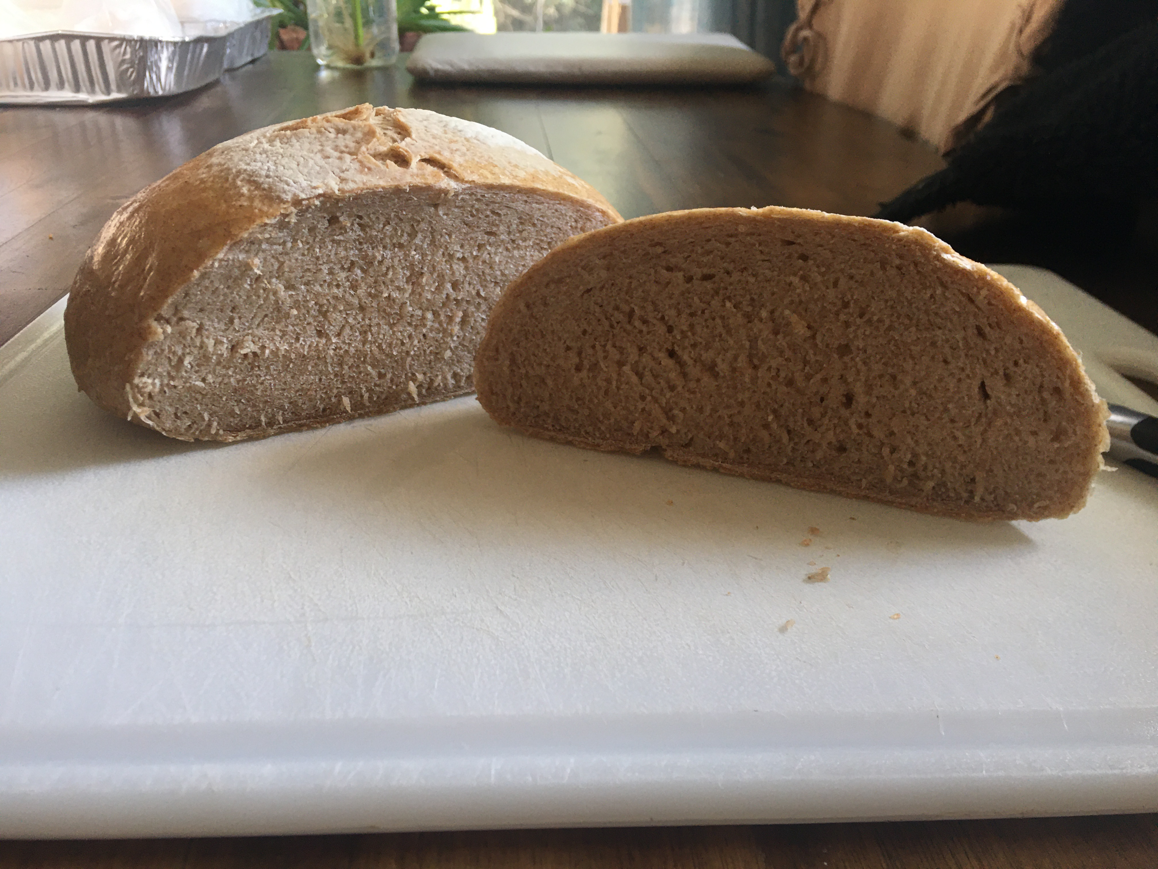 Instant Pot® Rustic Country Bread