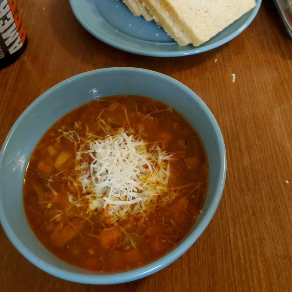 Lentil Ham Soup Carl