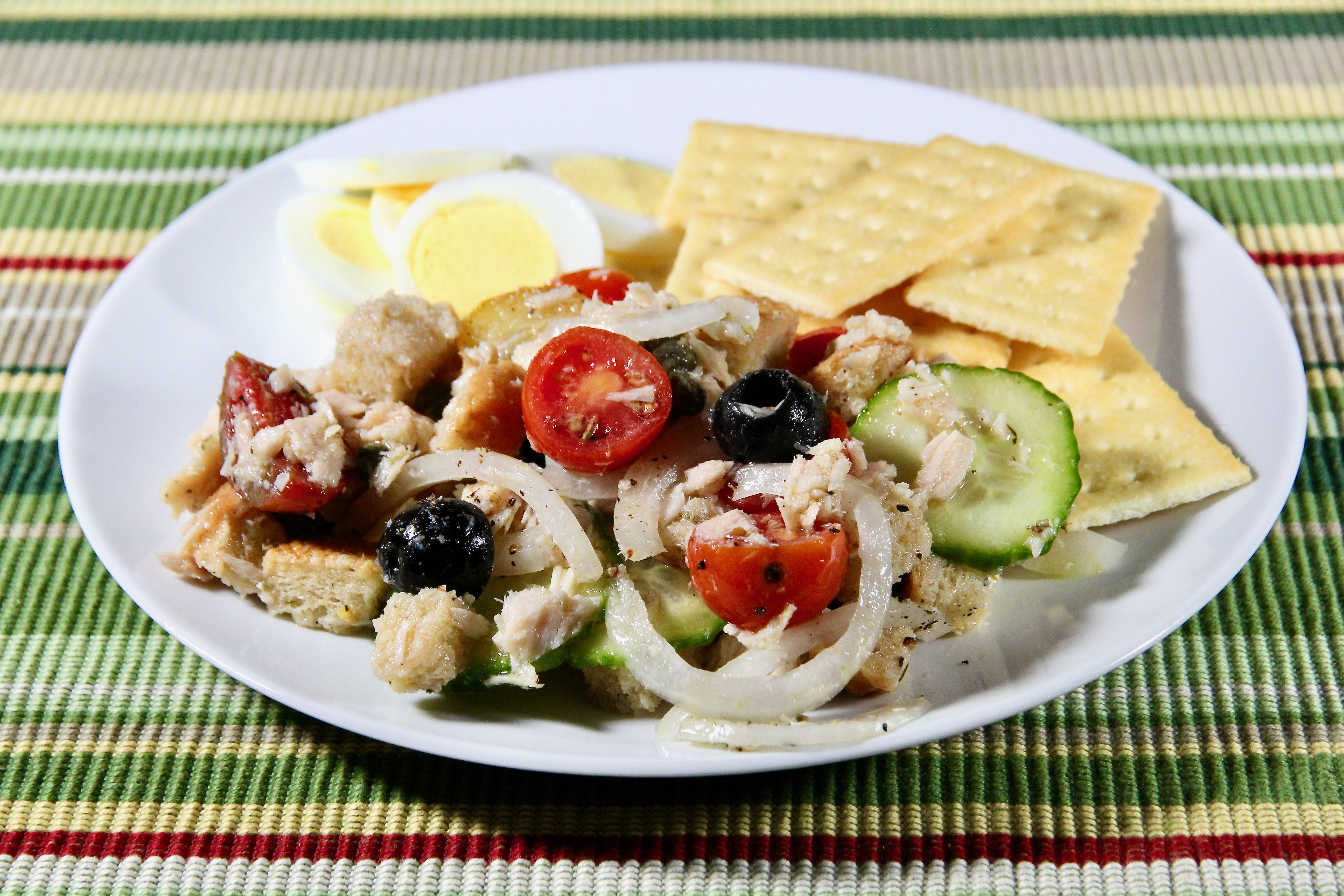 Italian-Style Tuna Salad
