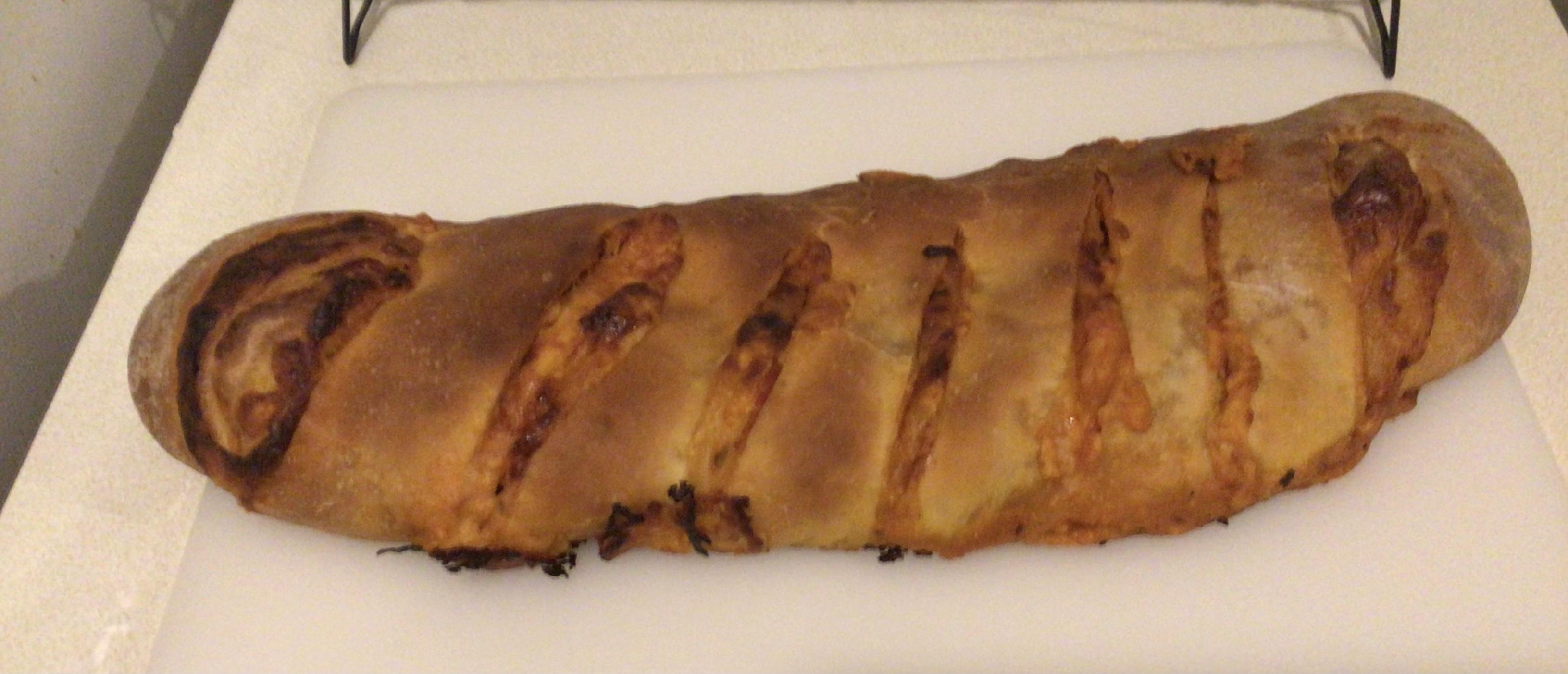 Chef John's Salami Bread Rodney Keith Bone