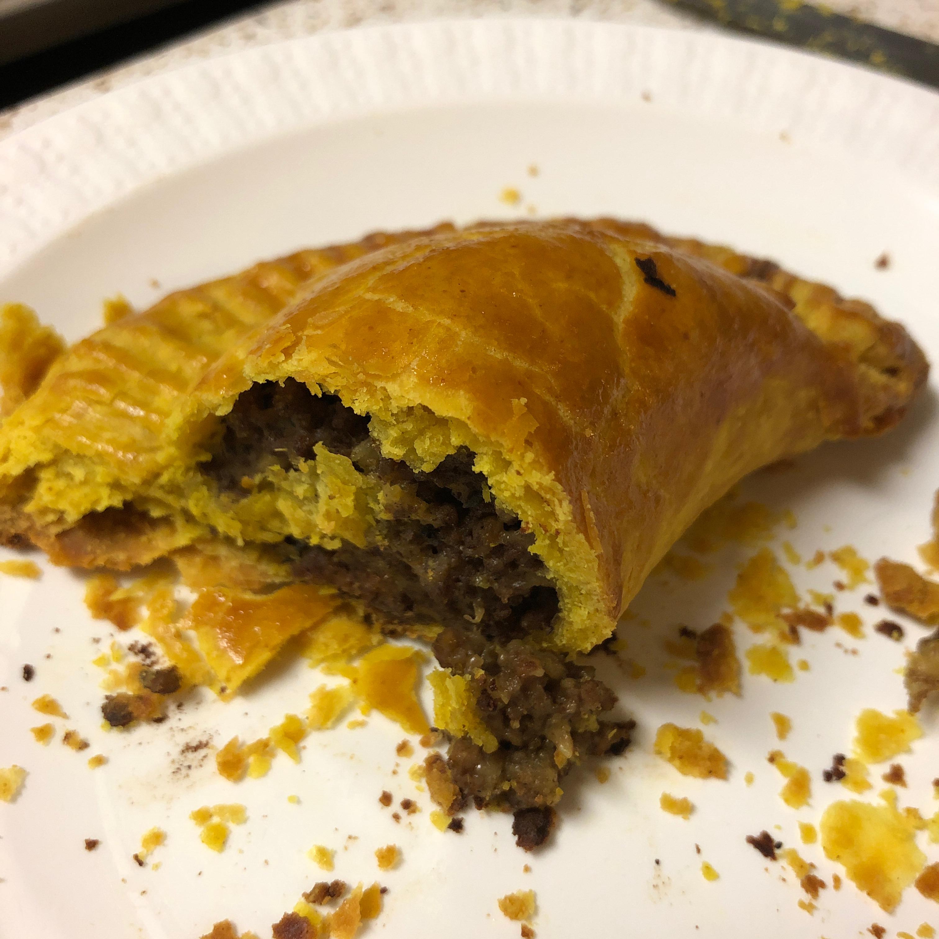Jamaican Beef Patties Alissa