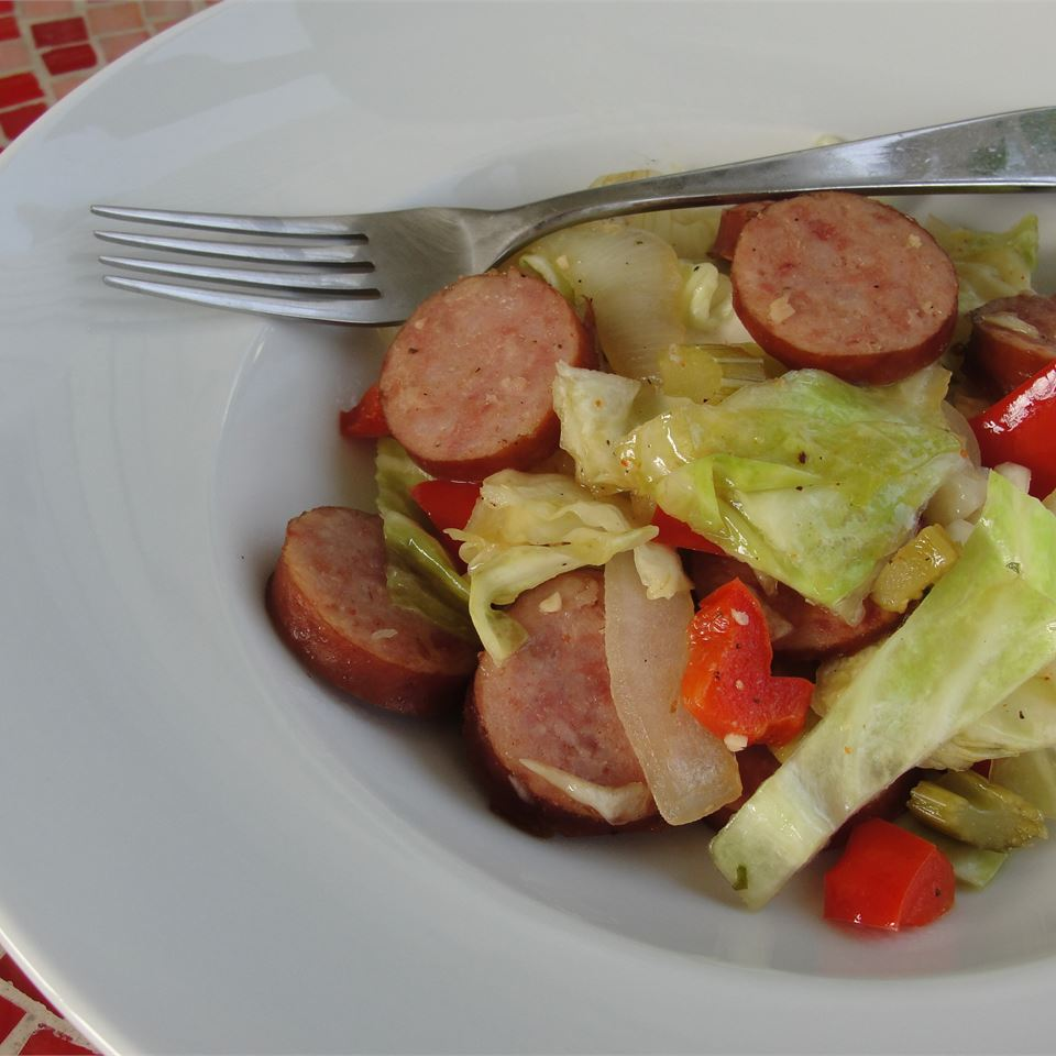 Kielbasa and Cabbage II Rock_lobster
