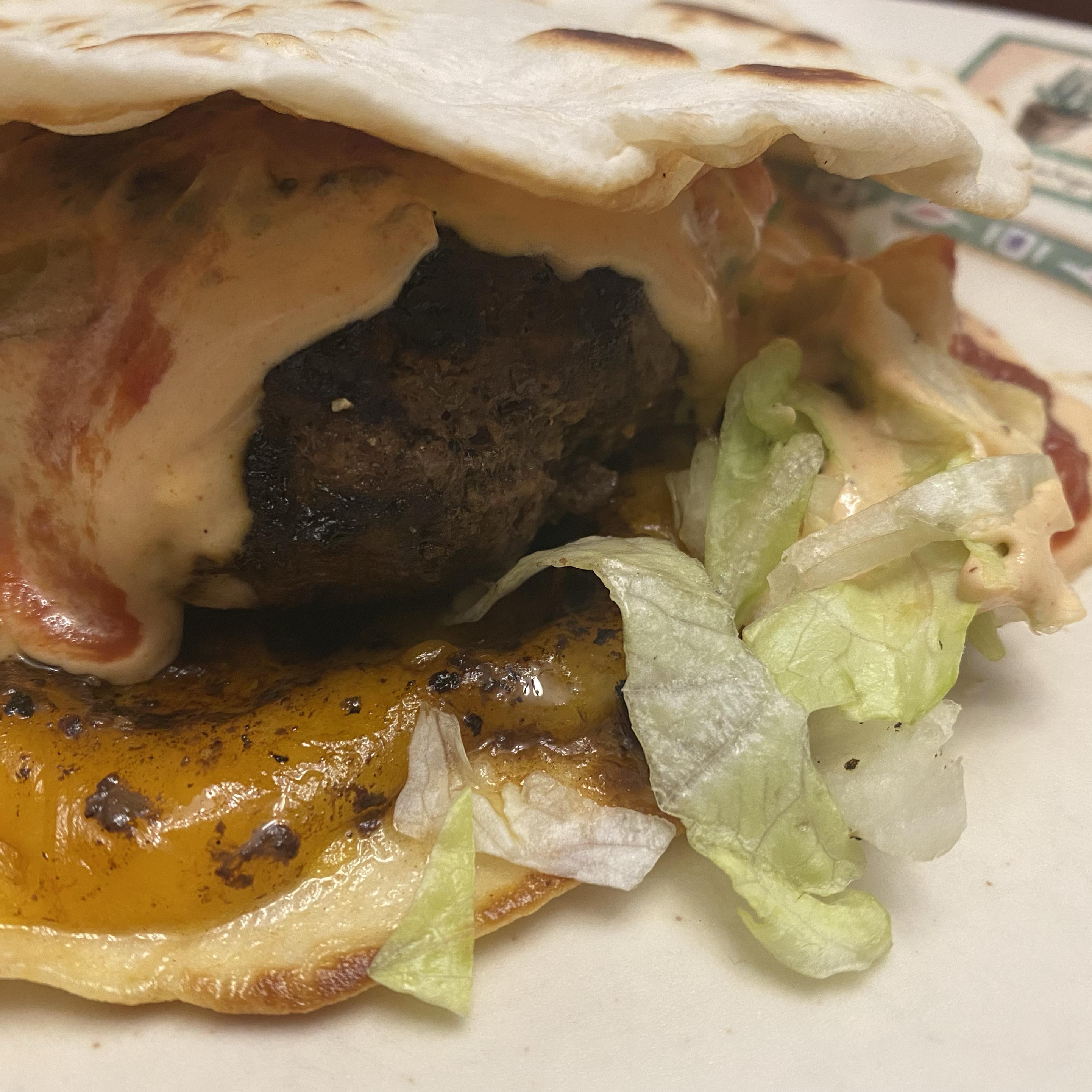 Quesadilla Burgers Steph LeMasters McVicker