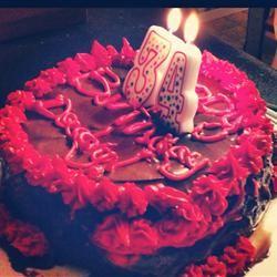 Cola Cake Alisha