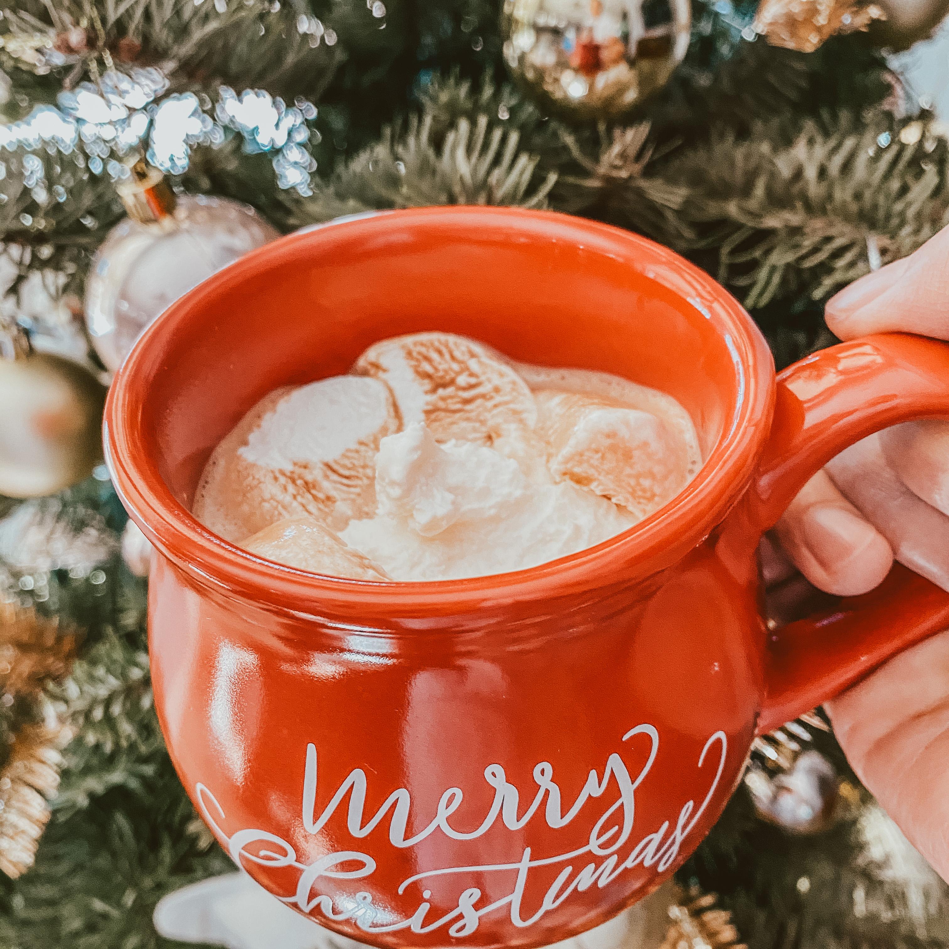 Creamy Hot Cocoa glenna
