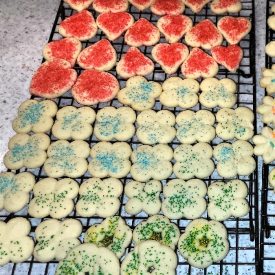 Cookie Press Shortbread Penny Ann DeFelippo