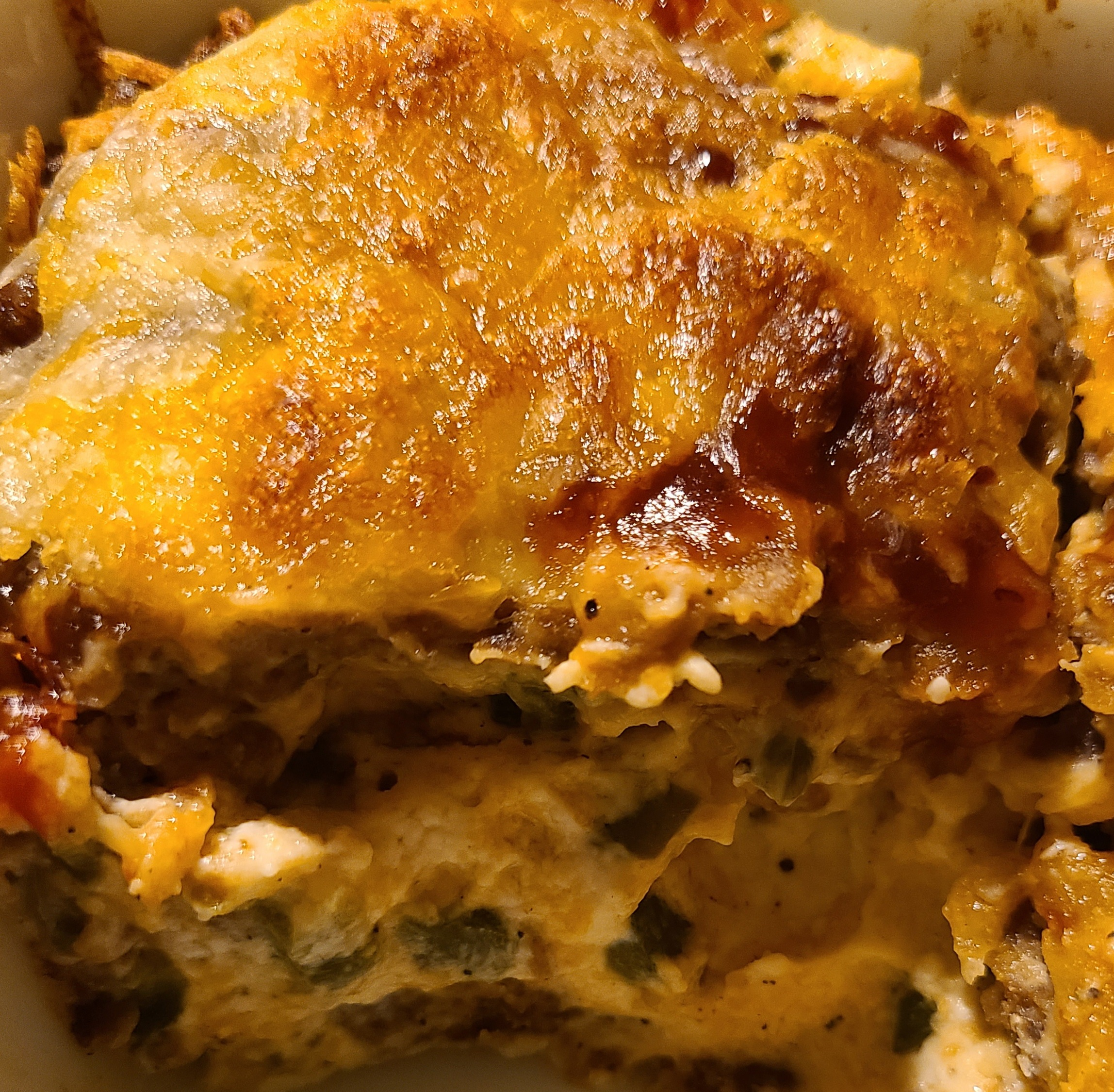 Jalapeno Popper-Stuffed Meatloaf Rlhammond