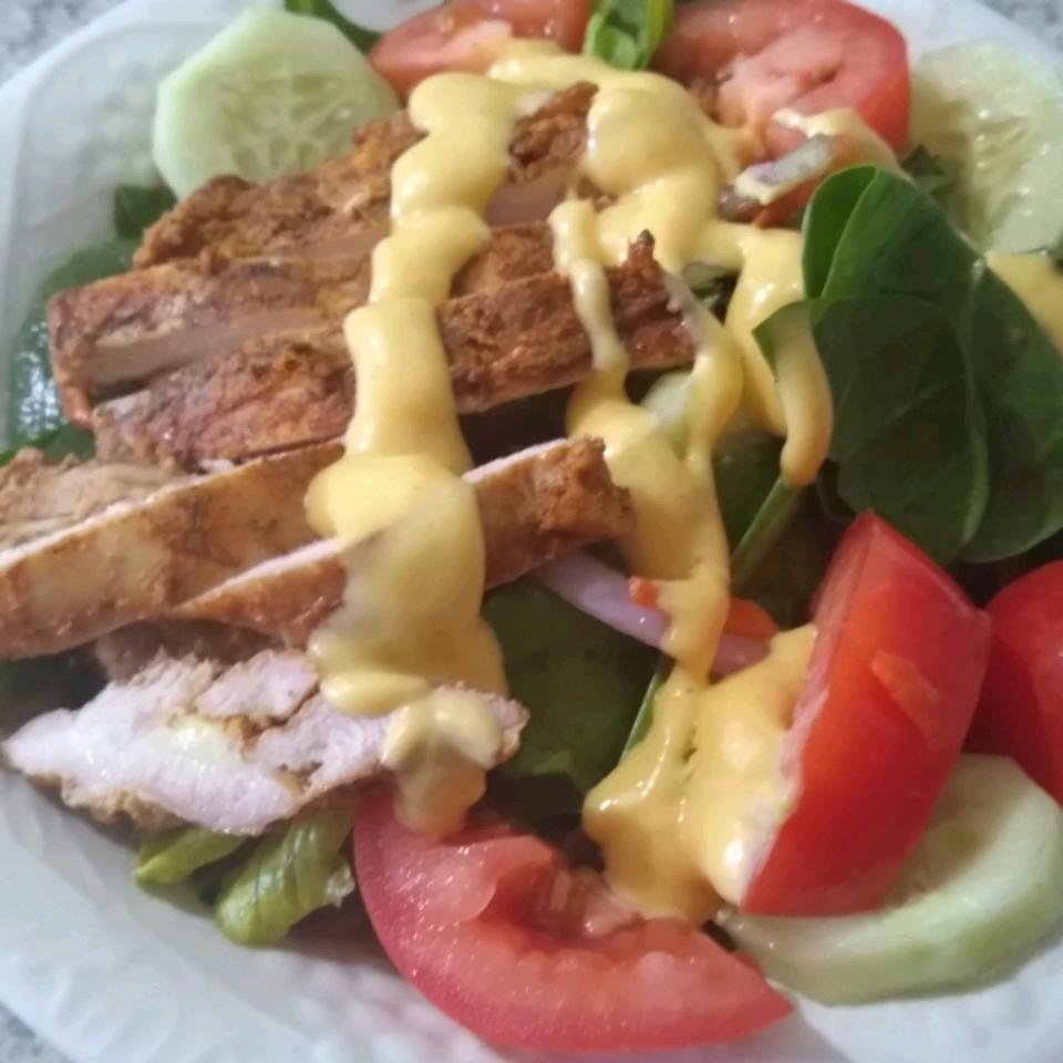 Tandoori Chicken Salad James