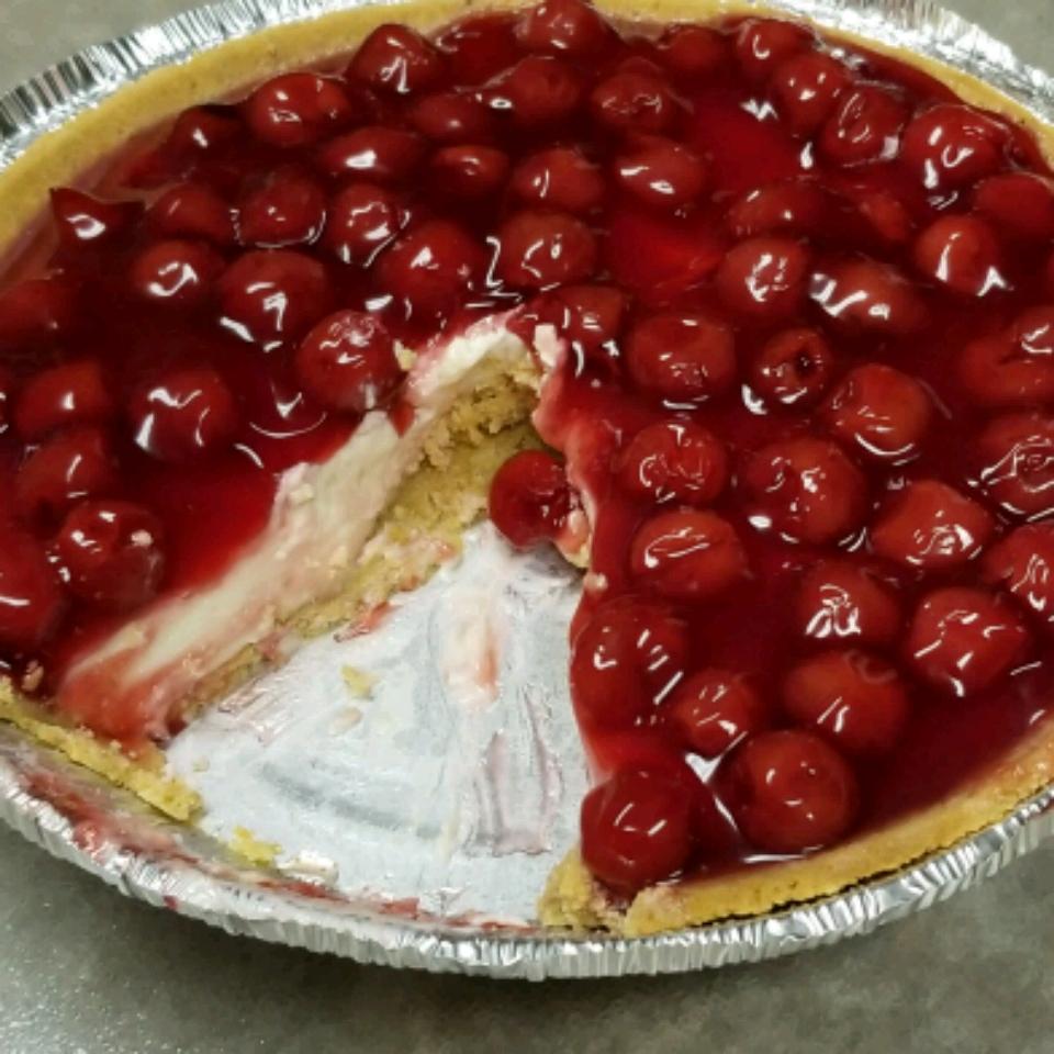 Cherry Cheesecake Pie Jayne