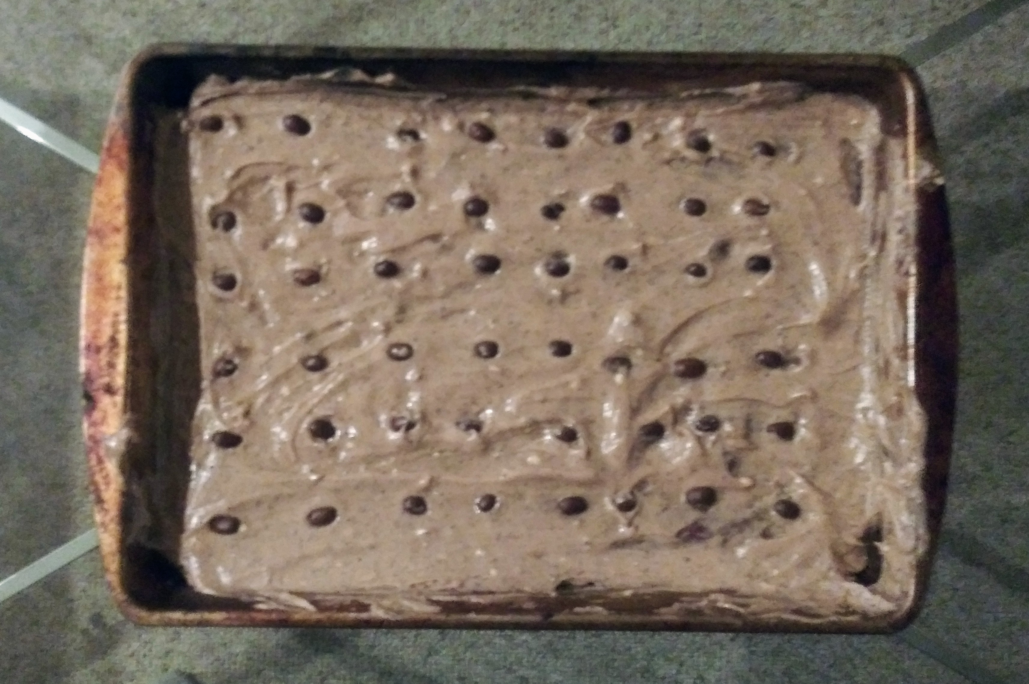 Mocha Brownies with Coffee Frosting Robert E Robey