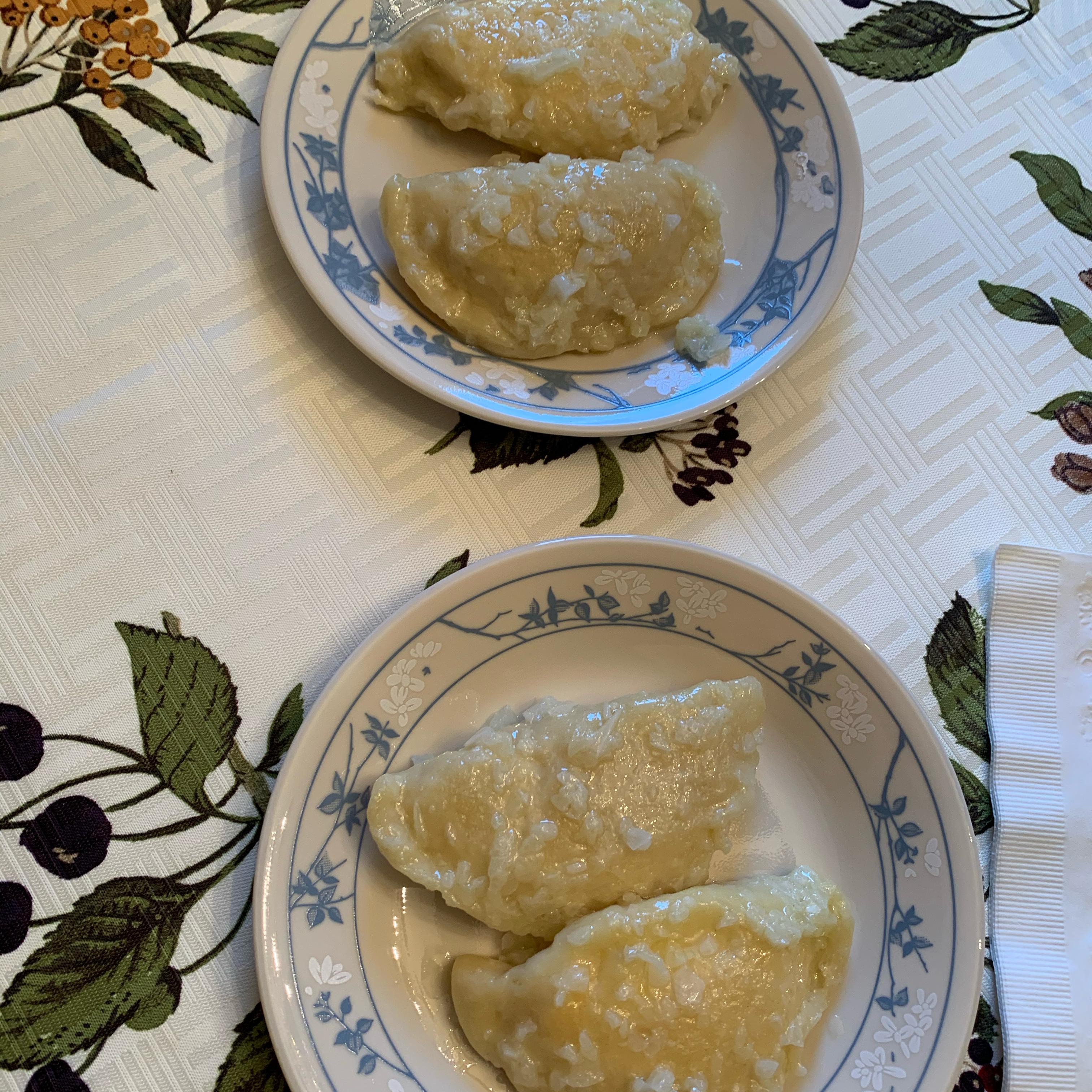 Pierogi (Polish Dumplings)