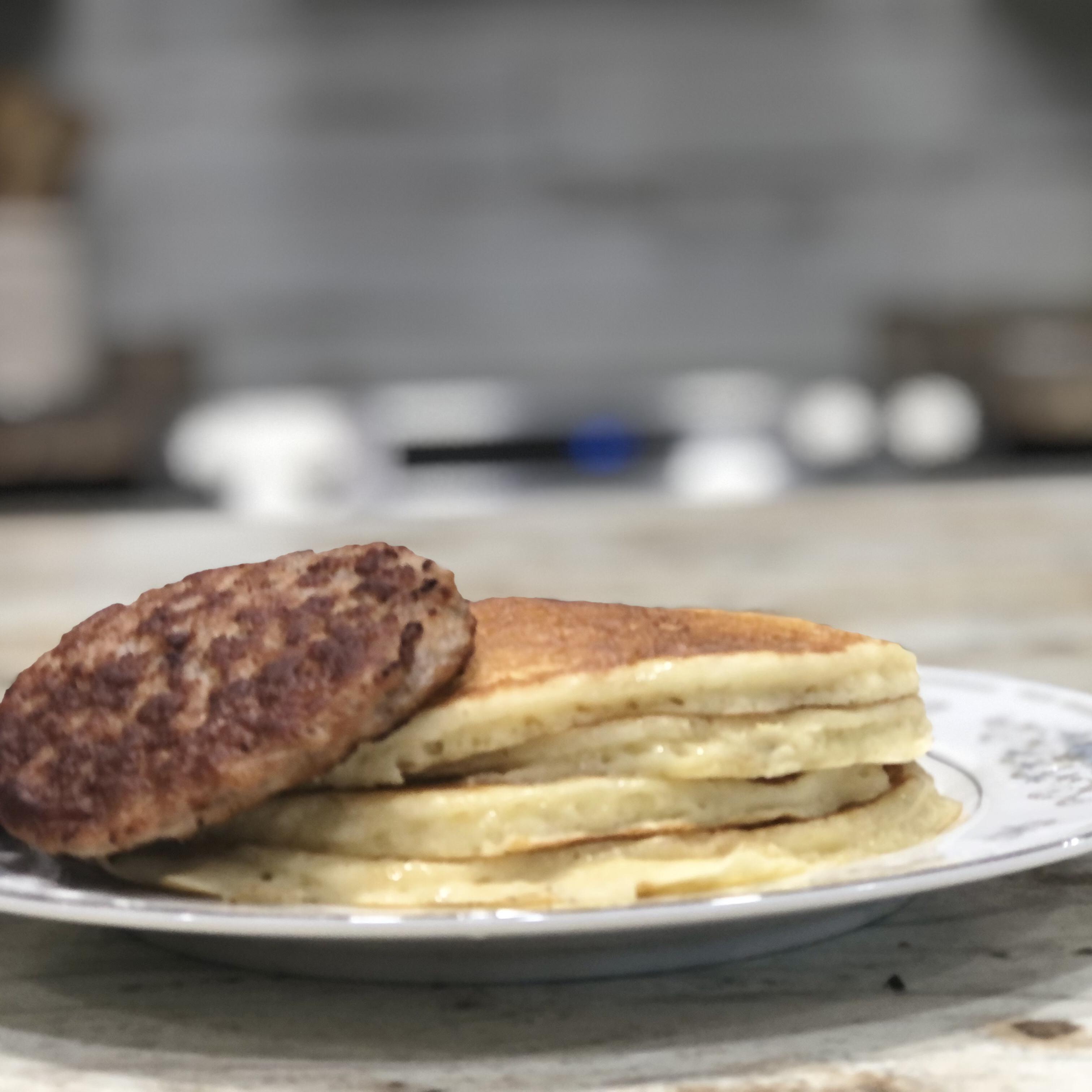 Buttermilk Pancakes II Angela D. Kudlets