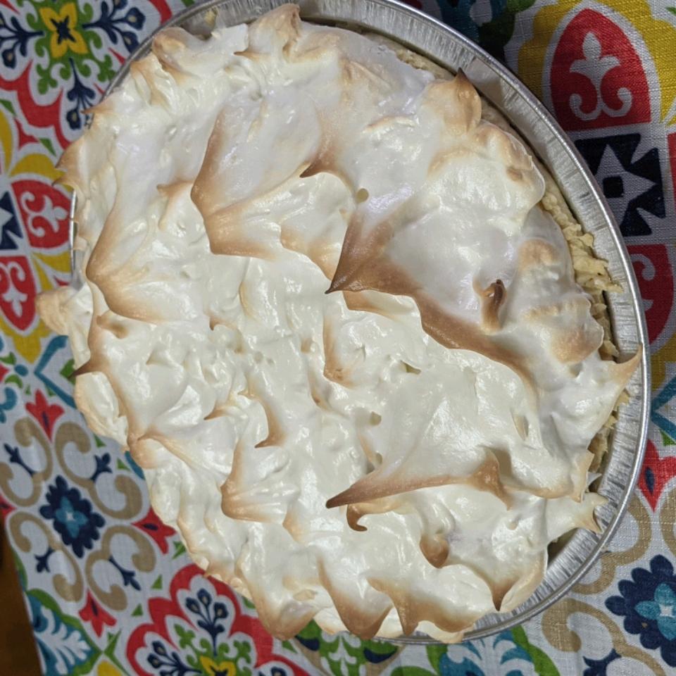 Butterscotch Pie I