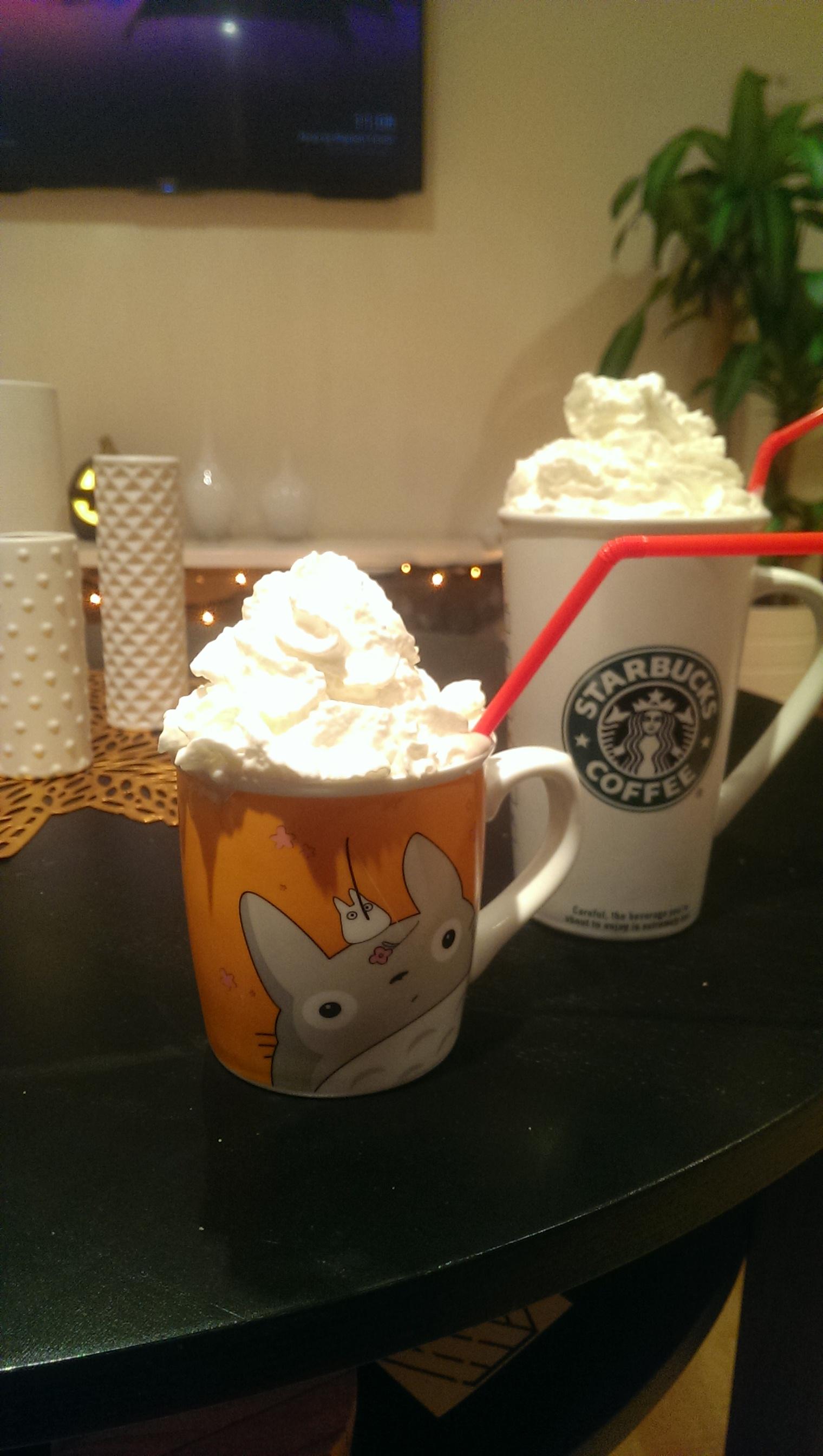 Creamy Hot Cocoa Montserrath Mendoza