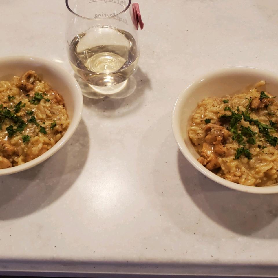 Instant Pot® Chicken Risotto