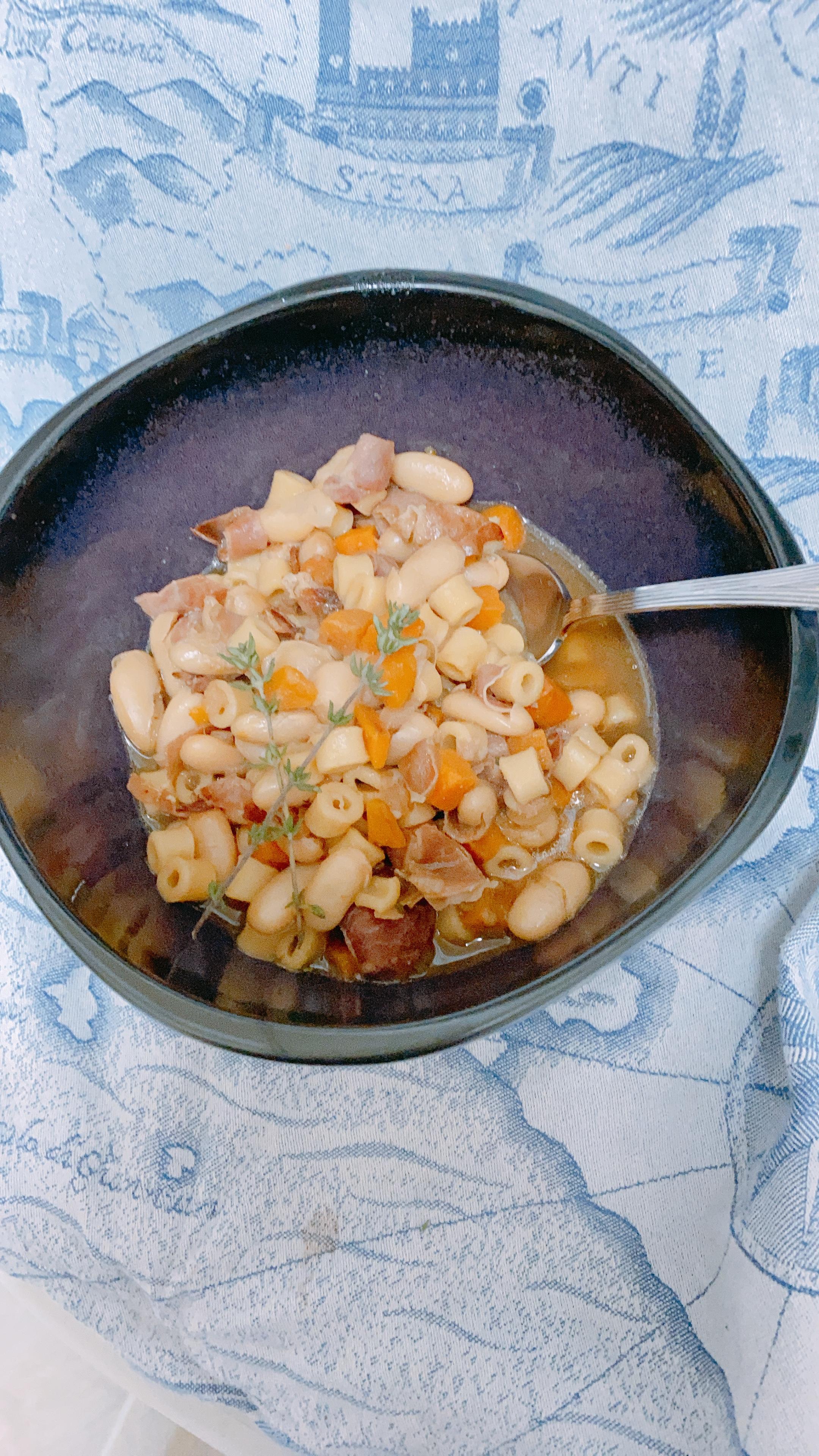 Instant Pot® Pasta e Fagioli